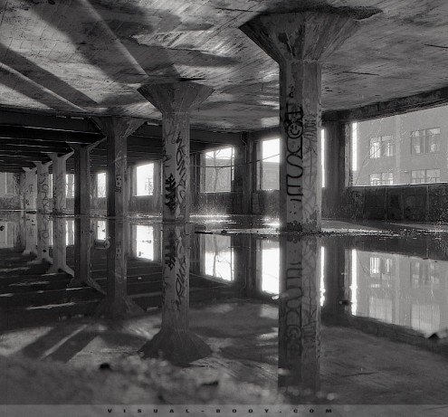 Usine abandonne 10
