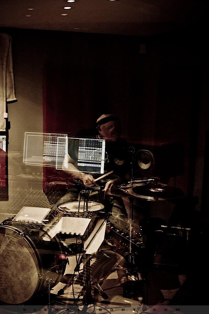 Bran Van 3000 en studio 2