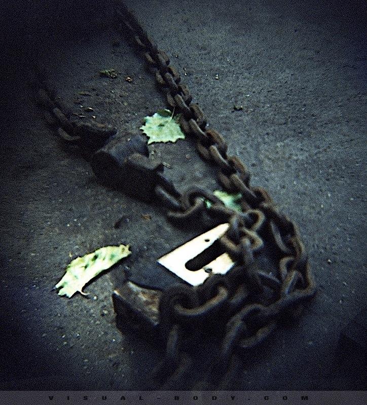 Chaine abandonnée