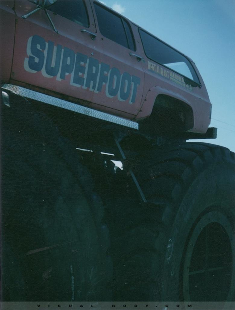 Le Madrid - Monster Truck