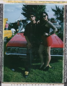 Lowrider couple