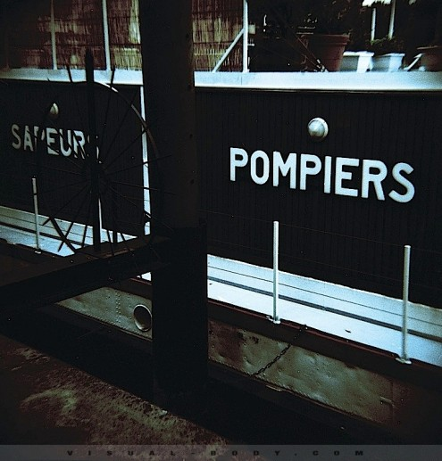 Pniche de pompiers