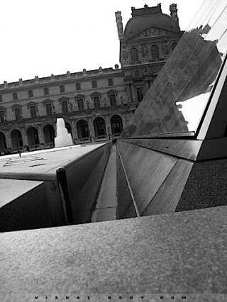 Pyramide du Louvre - vignette