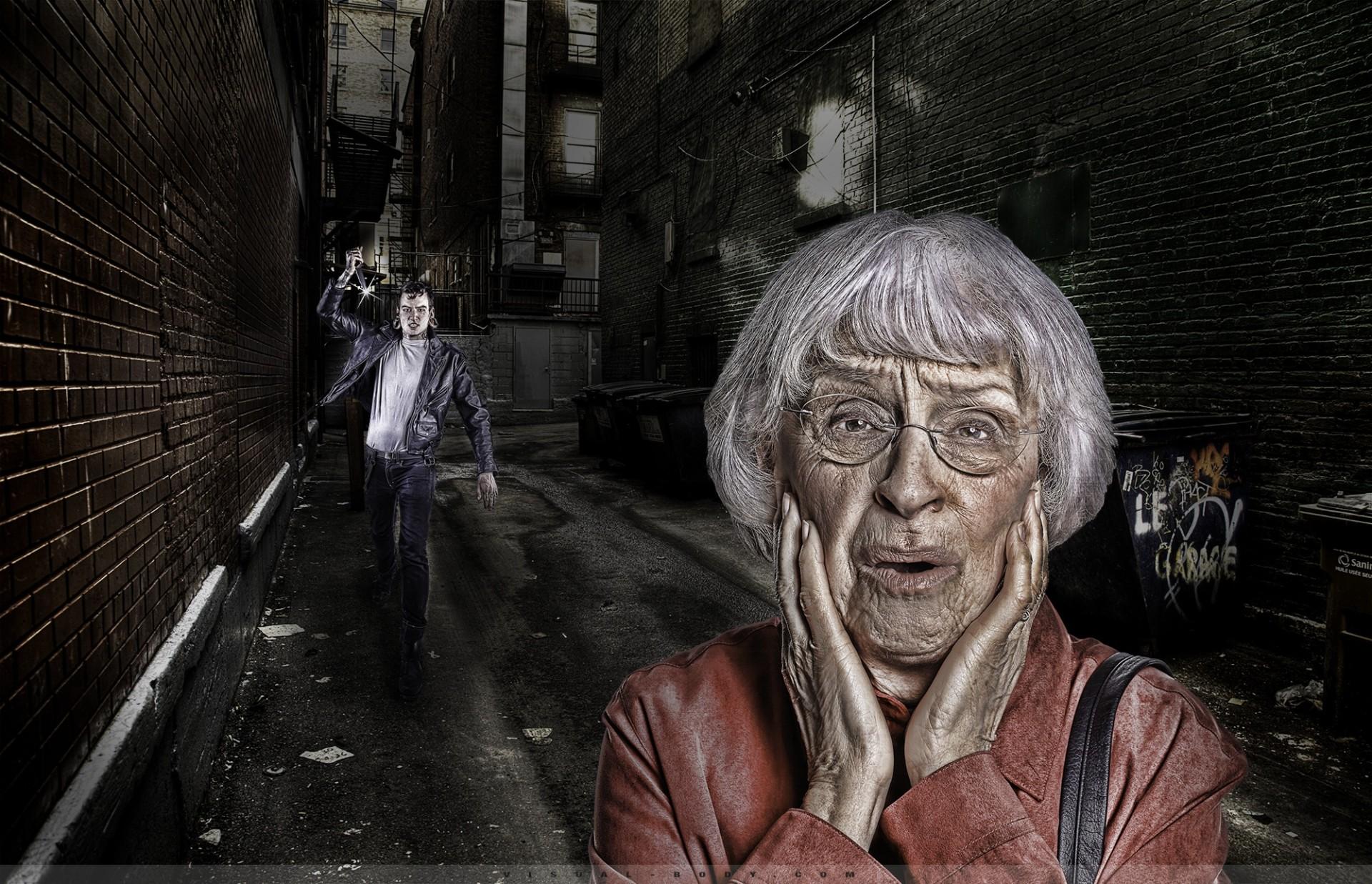 Urban Life II - L'attaque dans la ruelle