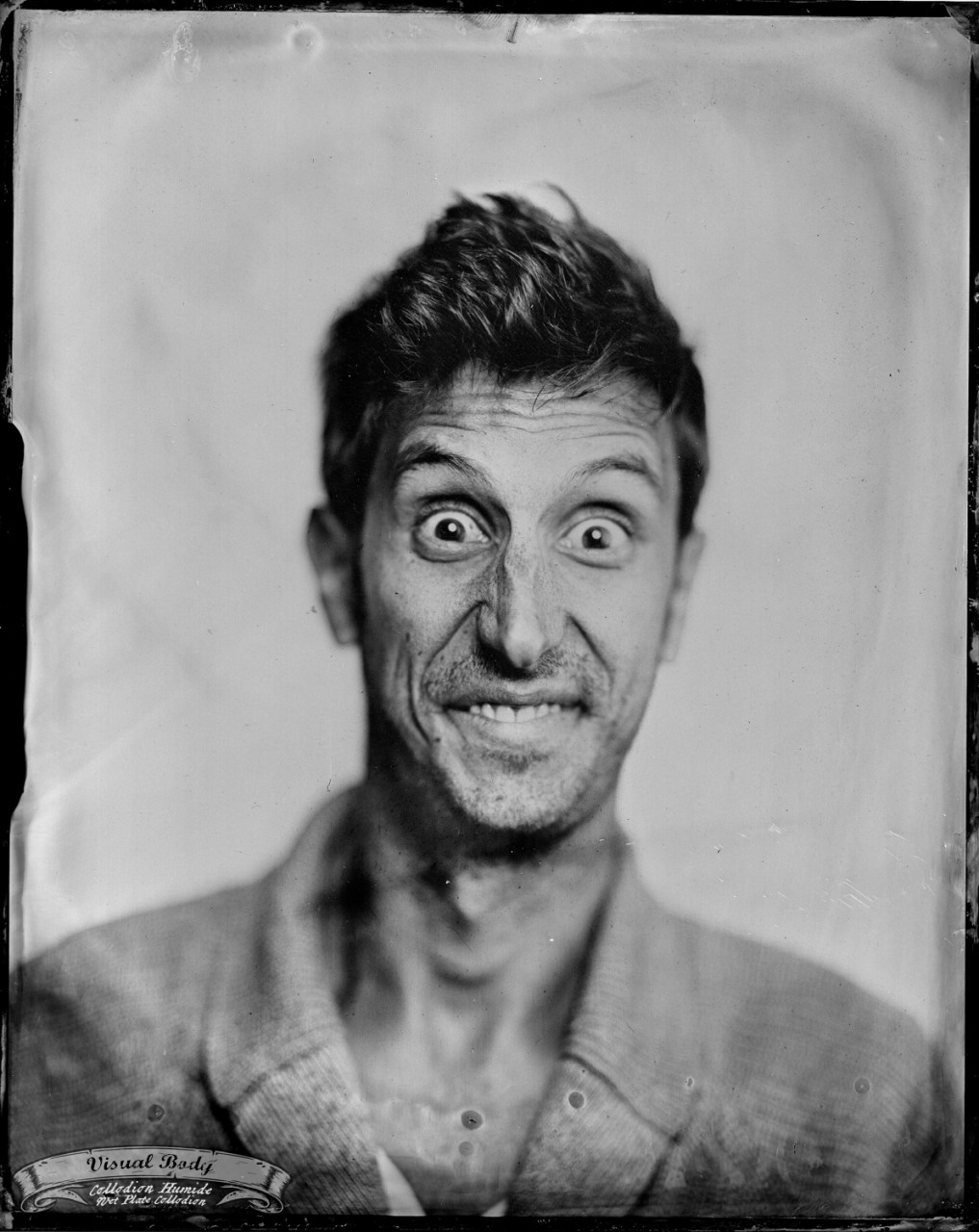 Jérémy Demay. Profession : humoriste/comedian.
