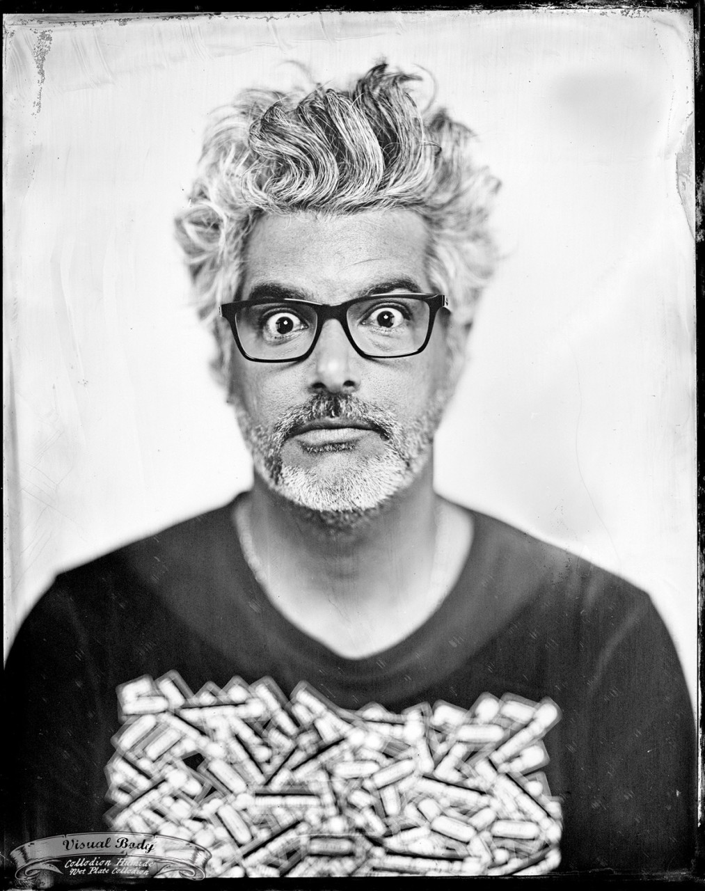 Real Béland. Profession: humoriste/comedian.