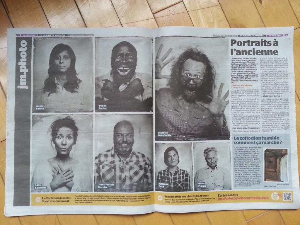 Article Journal de Montréal
