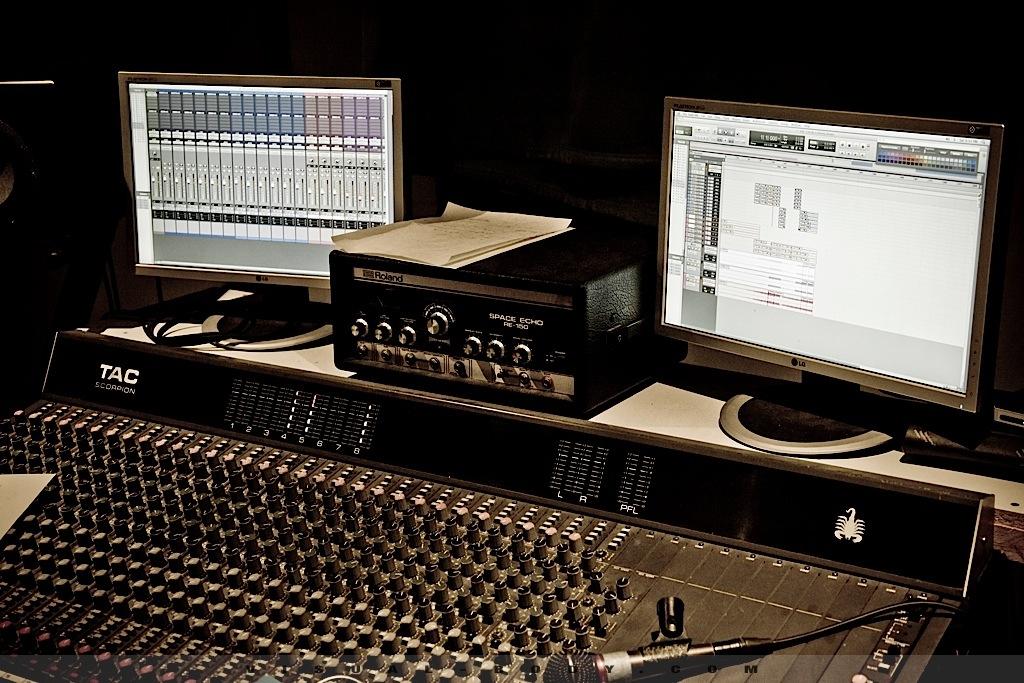 Bran Van 3000 en studio 11