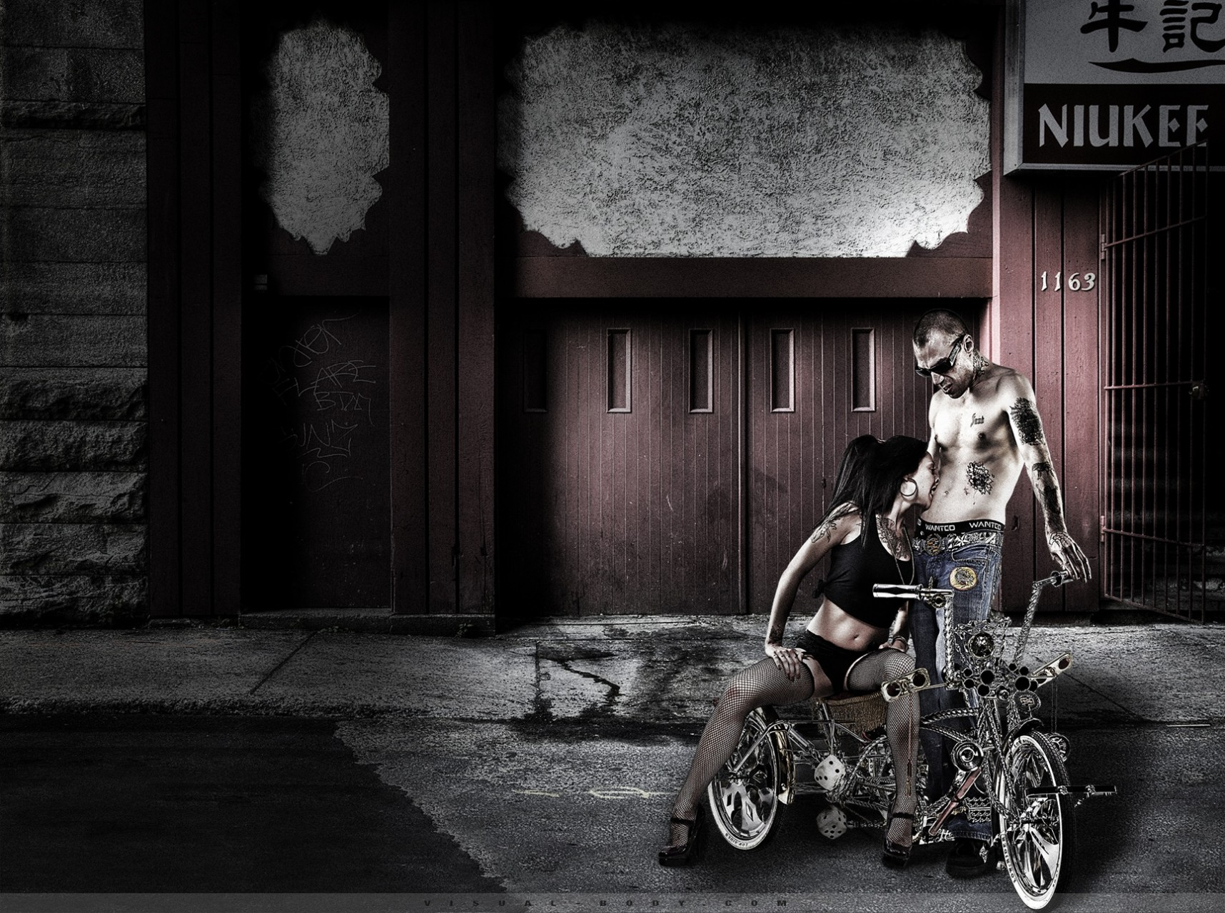 Urban Life I - La morsure
