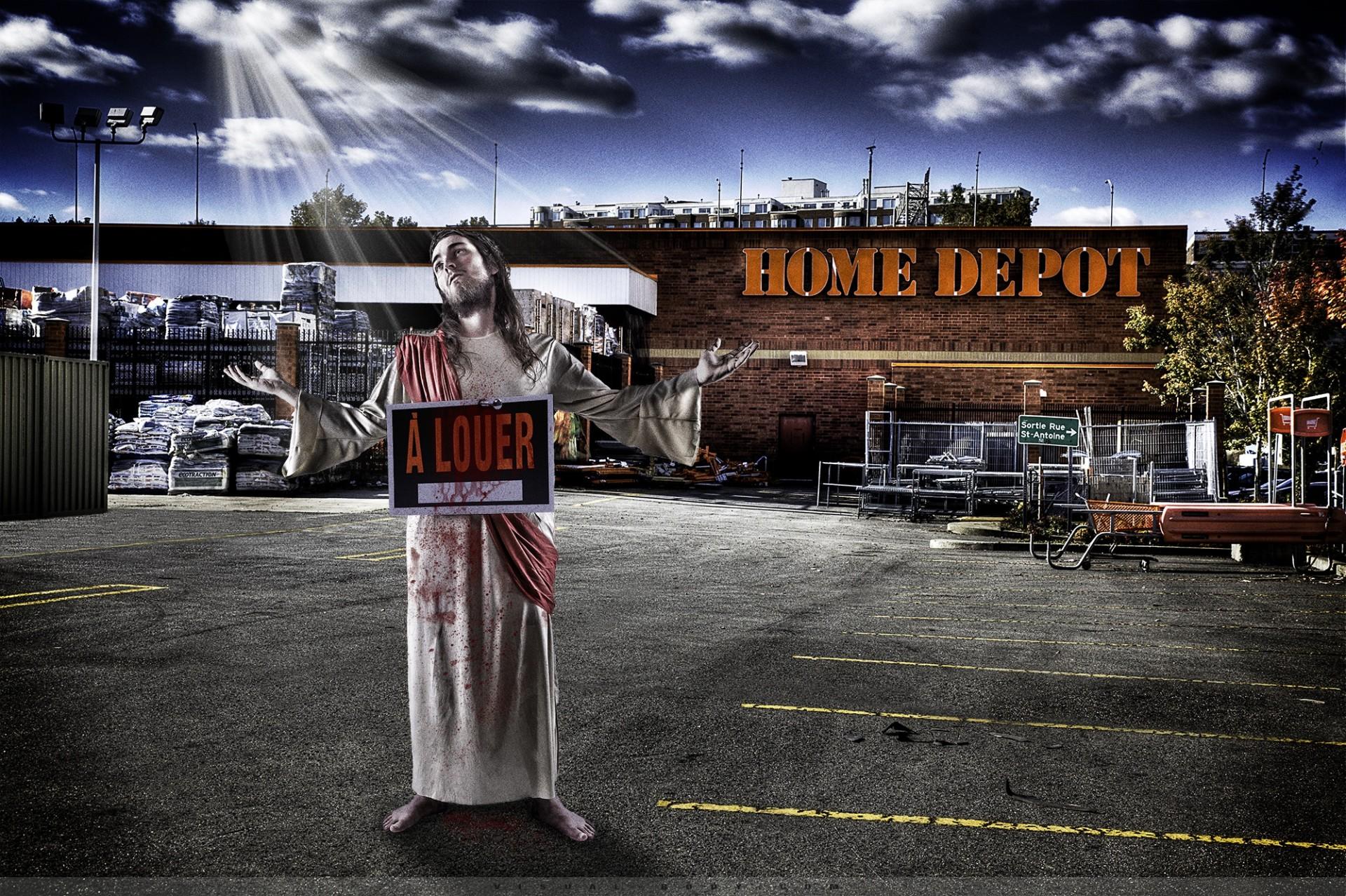 Urban Life II - Jésus (Dieu soit loué...)