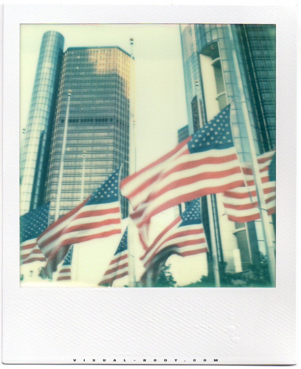 Moyen Format, Polaroid