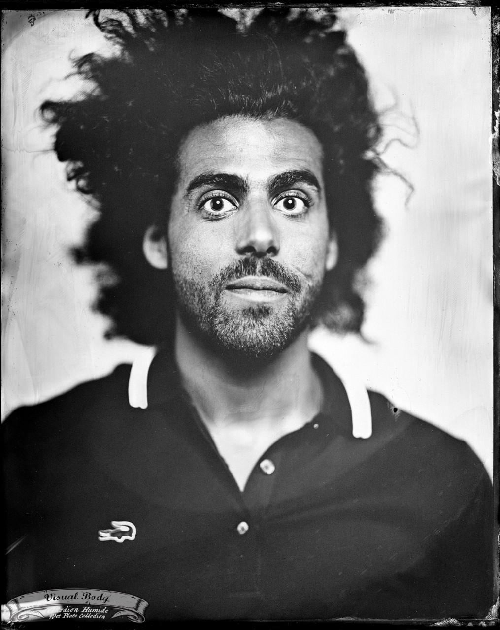 Adib Alkhalidey. Profession: humoriste/comedian.