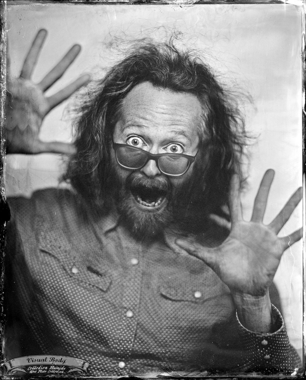 François Bellefeuille. Profession : humoriste/comedian.
