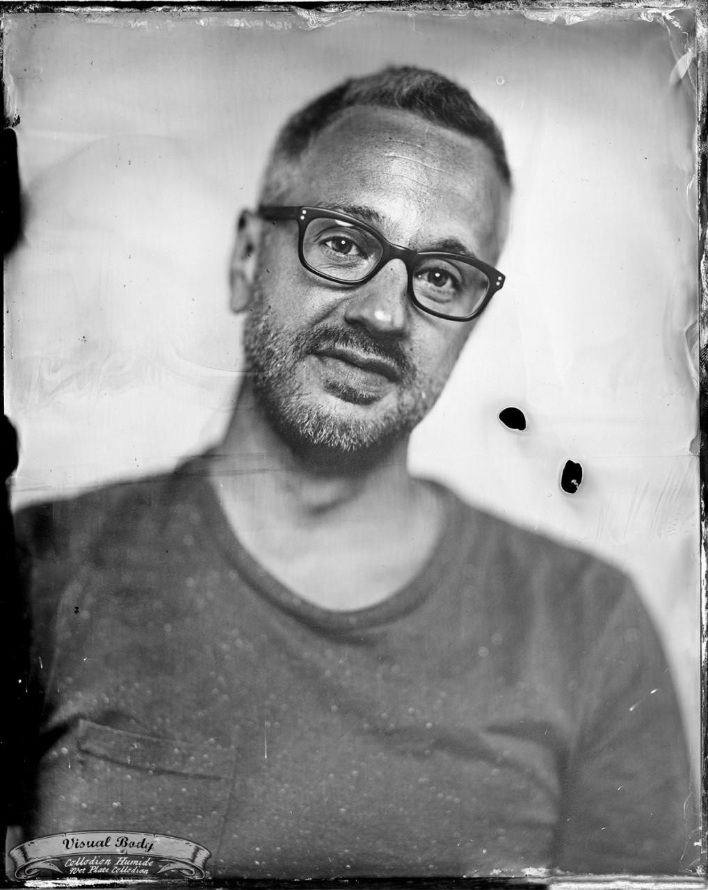 Martin Perizzolo. Profession: humoriste/comedian.