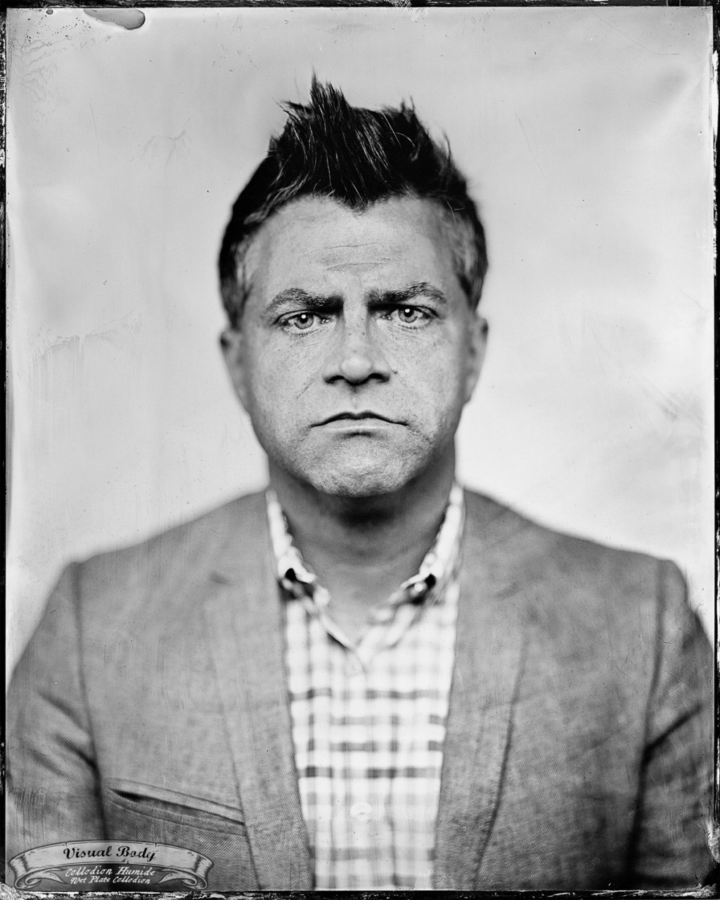Patrick Groulx. Profession: humoriste/comedian.