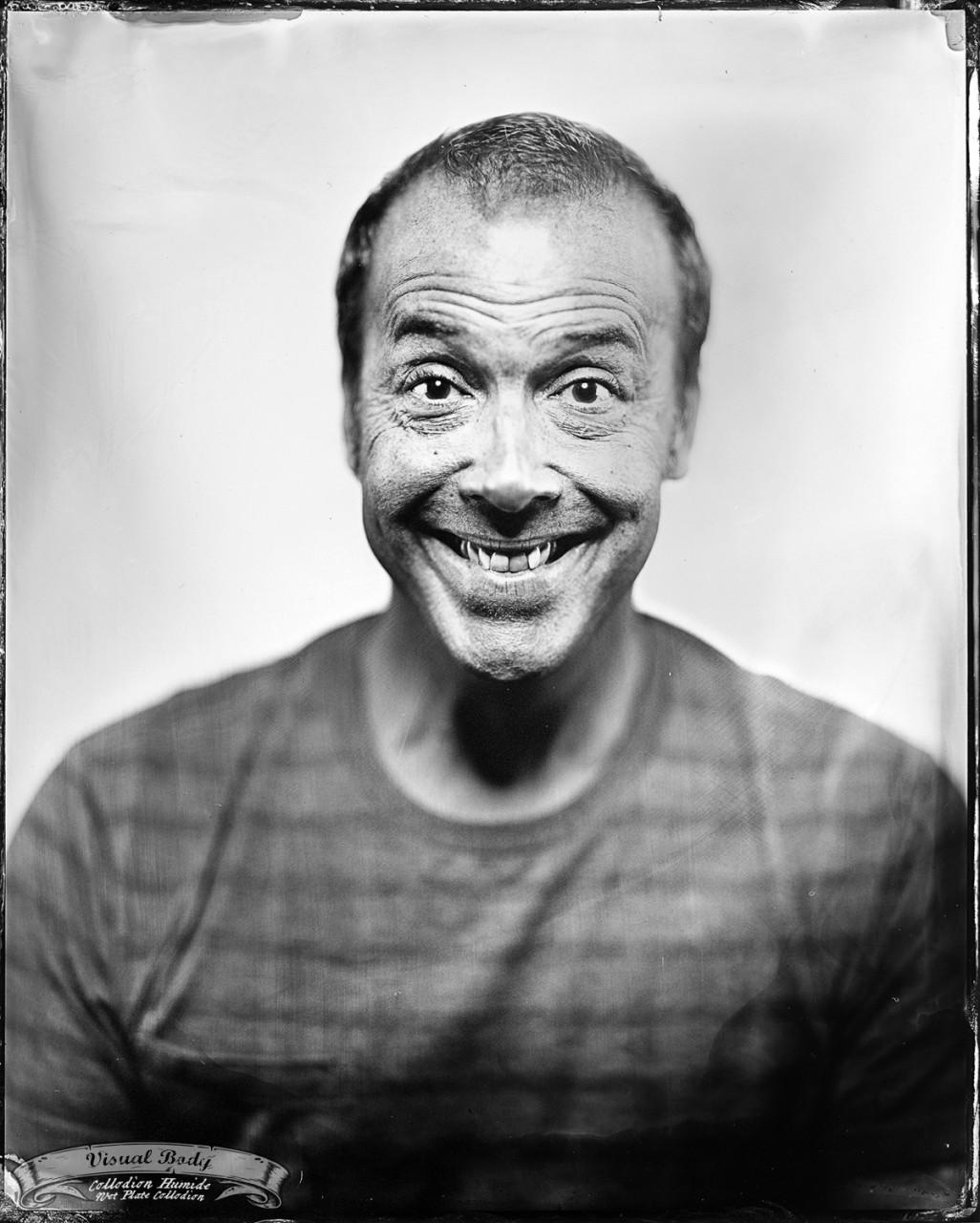 Pierre Brassard. Profession: humoriste/comedian.
