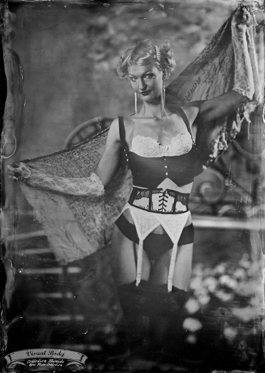 Burlesque. Avec Lady Josephine.