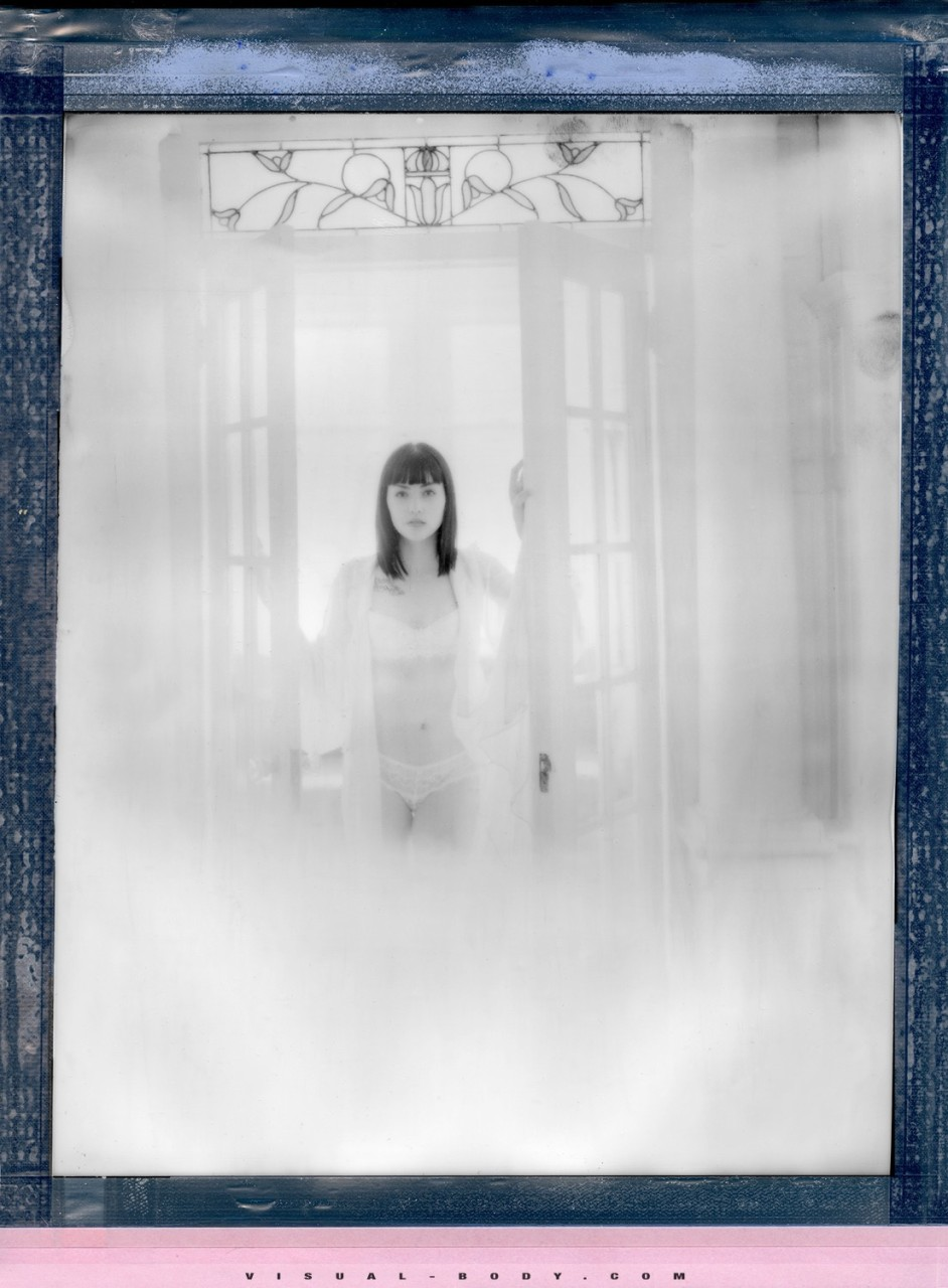 Marianne. Impossible Project PQ Black&White.